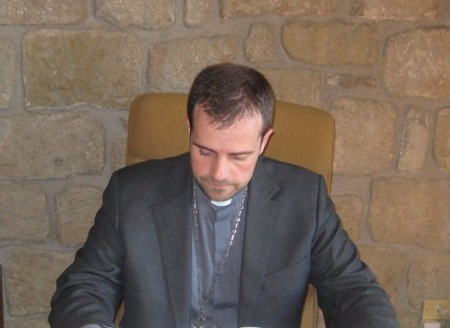 El bisbe de Solsona, Xavier Novell