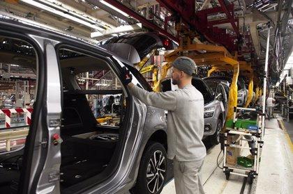 PSA batirá récord de producción en su planta de Vigo en 2020, con unos 550.000 vehículos ensamblados
