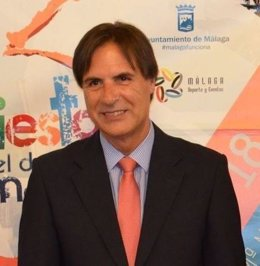 El exconcejal y empresario Damián Caneda