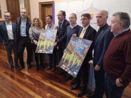 La San Silvestre palentina pretende reunir a 7.000 corredores