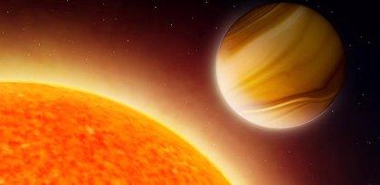 El agua es común en los exoplanetas, pero más escasa de lo previsto