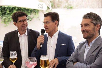 """El alcalde de Granada descarta que haya """"un pulso"""" con su concejal de Empleo por la gestión de fondos europeos"""