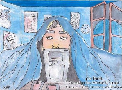 El I Concurso de Dibujo sobre Consumo Responsable premia los trabajos de seis escolares extremeños