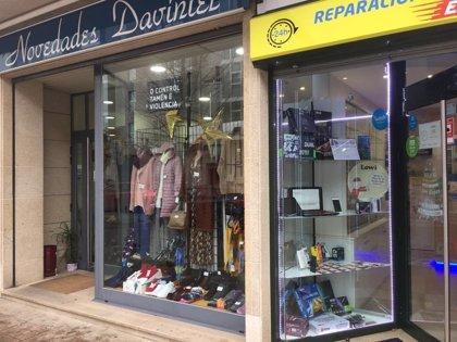 Más de 10.300 comercios de la provincia de Jaén podrán acogerse a ayudas para mejorar su competitividad