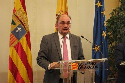 """Lambán espera que el Obispado de Lérida devuelva """"de manera inmediata"""" los bienes que el juez reconoce a Aragón"""