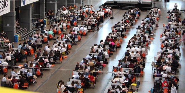 Un total de 86 estudiantes de Baleares compiten en el programa educativo 'Young Business Talents'