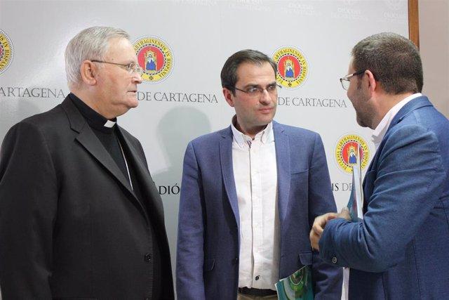Cáritas Diócesis de Cartagena ha presentado esta mañana el Informe FOESSA sobre Exclusión y Desarrollo Social