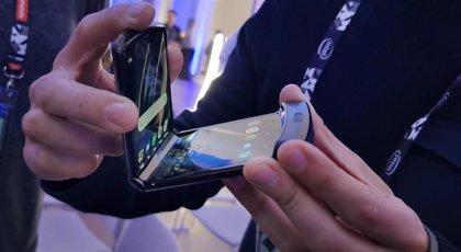 El nuevo Motorola Razr con pantalla flexible llegará a España a finales de enero de 2020 por 1.599 euros