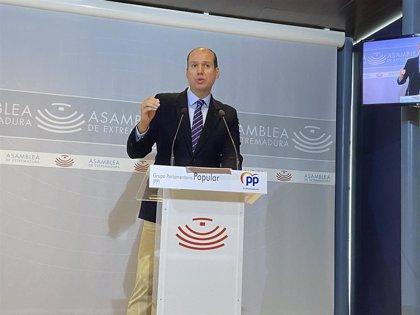 """El PP critica """"ilegalidades"""" en las cuentas y dice que """"conculcan"""" la ley de Financiación de los Agentes Sociales"""