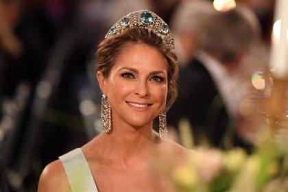 Magdalena de Suecia acude a la entrega de los Premios Nobel sin Chris O'Neill