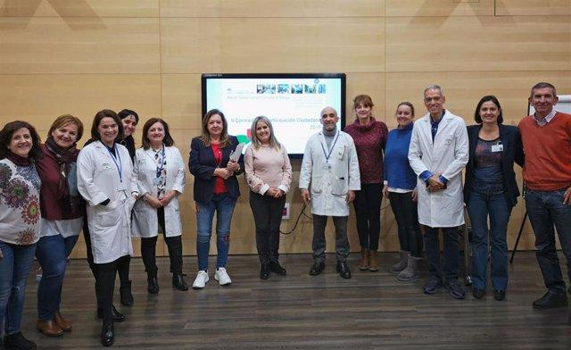 Comisión de Participación Ciudadana del área Serranía de Málaga