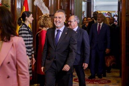 """El presidente canario apela a la """"responsabilidad"""" de CC para que apueste por la estabilidad apoyando a Sánchez"""