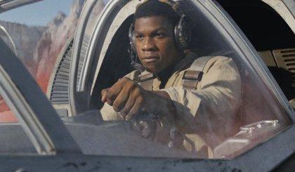 A John Boyega tampoco le gustó Star Wars: Los últimos Jedi