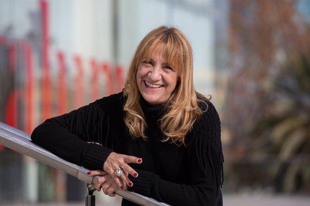 El Teatre Nacional de Catalunya (TNC) presenta a Barcelona 'Mrs. Daloway', una de les obres mestres de Virginia Woolf. Amb l'actriu Blanca Portillo com a protagonista i amb la direcció de Carme Portaceli, a Barcelona (Catalunya, Espanya)