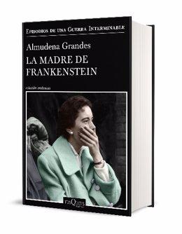 Imagen de la novela de Almudena Grandes La madre de Frankestein