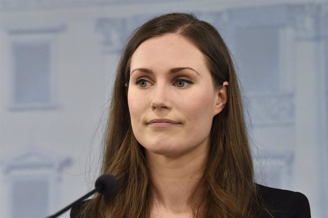 La nueva primera ministra de Finlandia, Sanna Marin