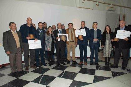 La Diputación de Cádiz entrega los premios a los mejores aceites de oliva virgen extra de la provincia