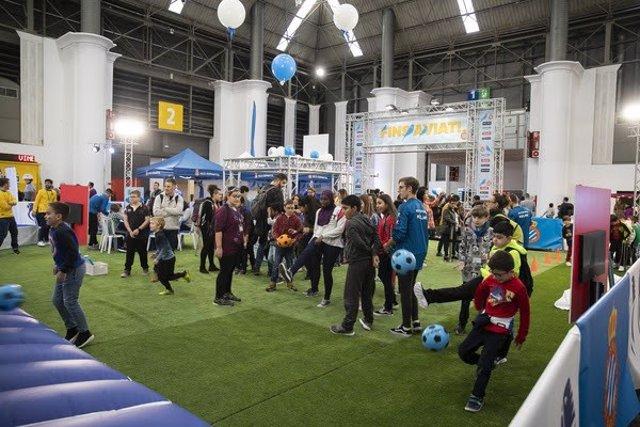 El saló posa el focus en la diversitat i la inclusió com a valors principals de l'esport
