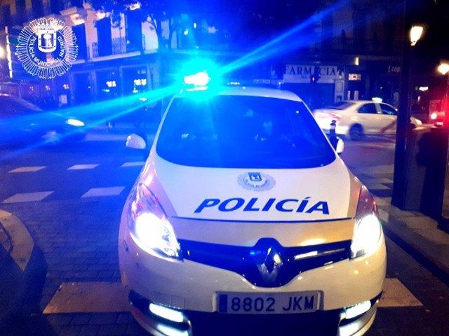 Foto de recurso de la Policía Municipal de Madrid