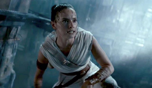 Daisy Ridley es Rey en Star Wars: El ascenso de Skywalker