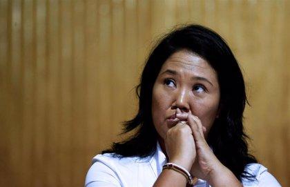 La Fiscalía de Perú amplía los delitos por los que investiga a Keiko Fujimori en el caso Odebrecht