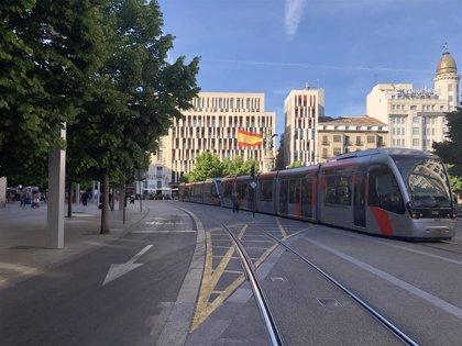 Naturgy se adjudica el suministro eléctrico del tranvía de Zaragoza durante 2020 y 2021
