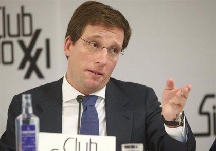 Almeida reprocha a Más Madrid que ayer ofreciese diálogo para presupuestos y hoy pida su comparecencia en la Asamblea