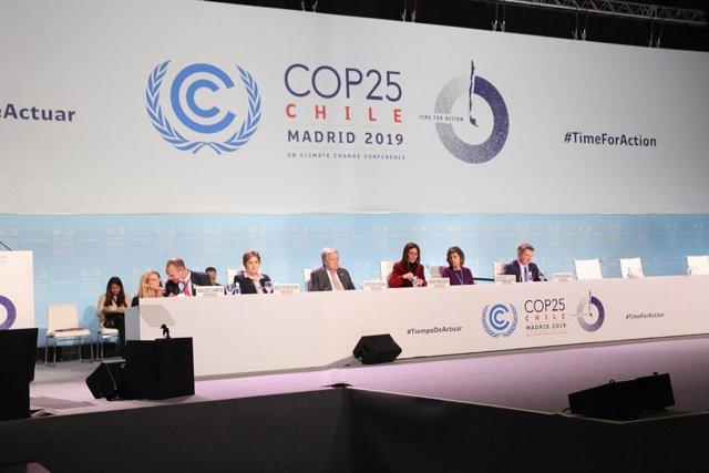 COP25.- La integración de los océanos en todas las negociaciones de la ONU, únic