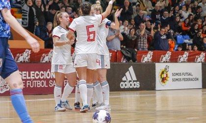 España repite victoria ante Japón en el segundo amistoso de Galicia