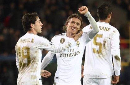 "Modric: ""Da igual el rival en el sorteo"""