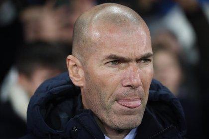 """Zidane: """"Estamos en un buen momento y es importante seguir en esta línea"""""""