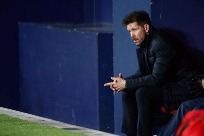 """Simeone: """"Lo mejor que pudo pasar fue fallar el penal, en ningún momento hubo una gota de negatividad"""""""