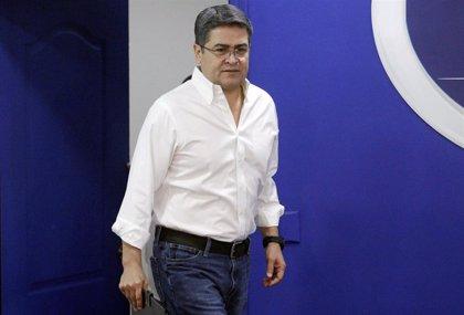 Diputados oficialistas piden al presidente de Honduras que ponga fin a la misión anticorrupción de la OEA