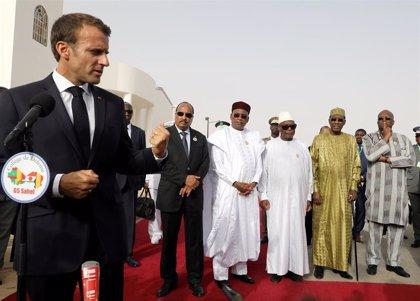 Francia y Níger aplazan la reunión del G5 Sahel tras el último ataque terrorista en el país africano