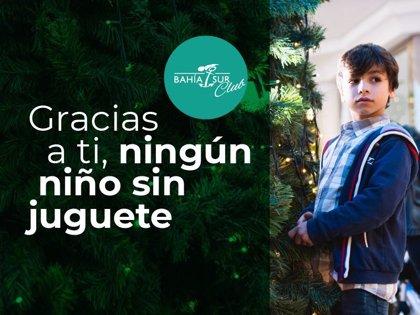 El centro comercial Bahía Sur, en Cádiz, se suma a la campaña solidaria 'Ningún niño sin juguete'