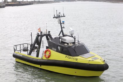 Navantia Sistemas integra con éxito en San Fernando (Cádiz) los sistemas de la primera embarcación autónoma en España