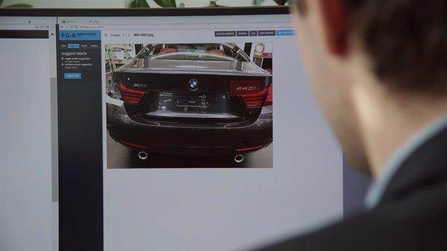 Tecnología de Inteligencia Artificial de BMW