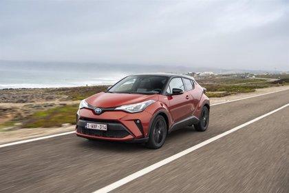 Toyota lanza la gama completa del C-HR hybrid en España, con dos motores híbridos diferentes