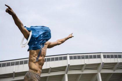 La estatua de Ibrahimovic en Malmö vuelve a ser vandalizada