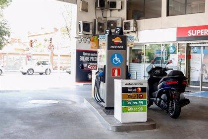 Repsol no podrá ampliar su red de gasolineras en Córdoba y Huelva el próximo año al superar el 30% de cuota