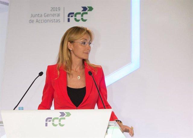 Esther Alcocer Koplowitz - Junta General Accionistas FCC 2019