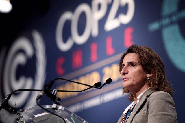 Undécima jornada de la Cumbre del Clima (COP25) en Madrid