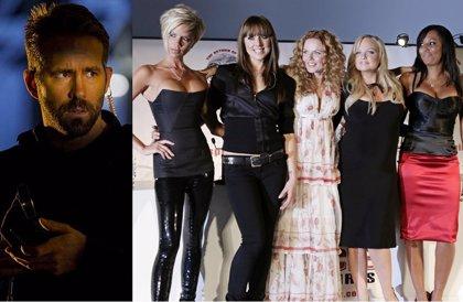 Ryan Reynolds pide perdón a las Spice Girls