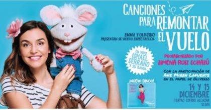 La actriz Jimena Ruiz Echazú presenta su tercer disco este fin de semana en el Teatro Alcázar