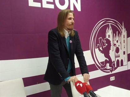 """Podemos apuesta por impulsar diferentes medidas para paliar """"la situación de emergencia"""" de los autónomos en León"""