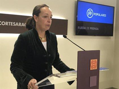 El PP Aragón propone mover 94 millones de los Presupuestos de 2020 con 309 enmiendas