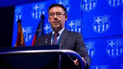 """Bartomeu: """"El Clásico se jugará, no se volverá a aplazar"""""""