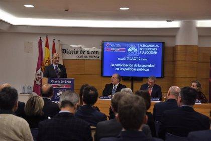"""Fuentes defiende que el Corredor Atlántico """"es una oportunidad histórica"""" para CyL """"en el eje comercial europeo"""""""