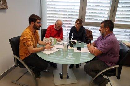 Amnistía Internacional colaborará con el Govern para promover la derogación de las sentencias franquistas