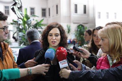 """Ayuso llevará a la reunión con Sánchez """"una lista de agravios que está cometiendo con la Comunidad"""""""